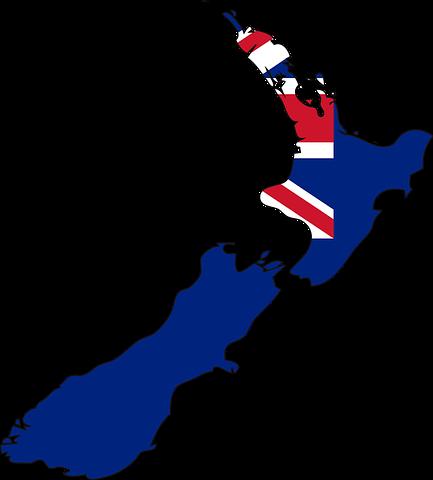 ニュージーランドの特徴