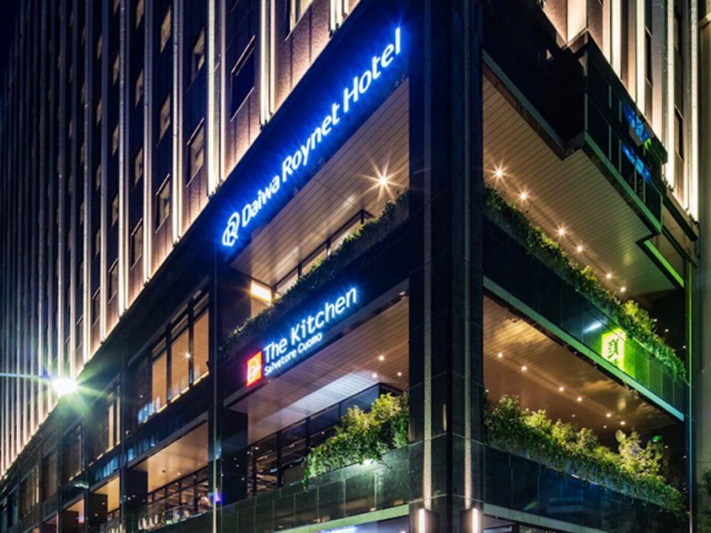 【東京】おすすめビジネスホテル_ダイワロイネット銀座
