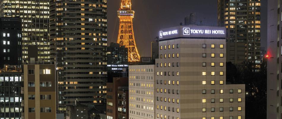 【東京】おすすめビジネスホテル_東急REIホテル新橋愛宕山