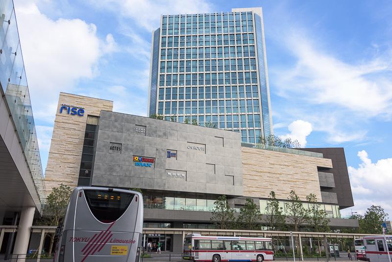 【東京】おすすめビジネスホテル_二子玉川エクセルホテル東急