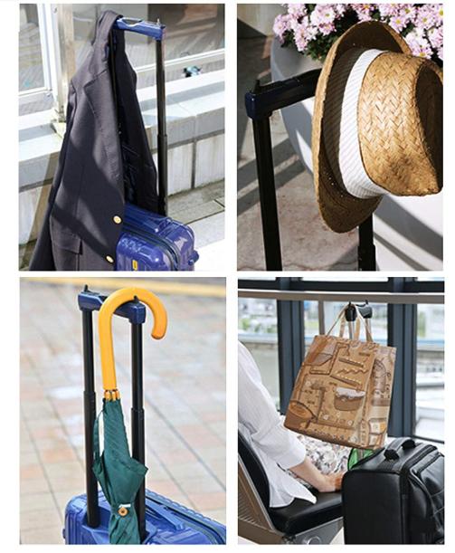 スーツケースハンガーのeasy hang