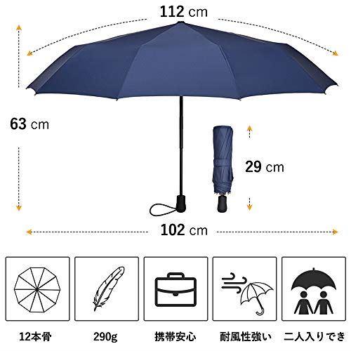 TAIKUUの折りたたみ傘