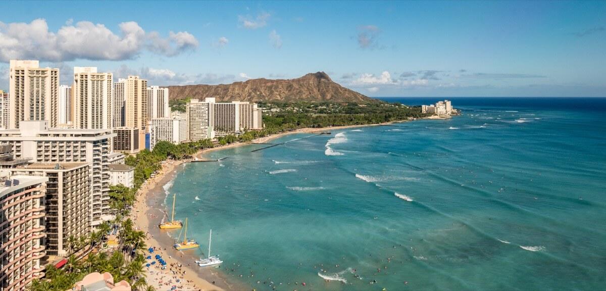 ハワイではmostsimがおすすめ
