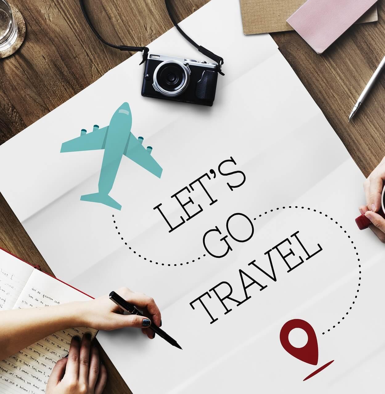 航空券を最安で利用するために見るべき2つのサイト