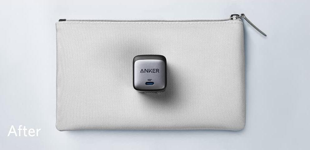 Anker Nano II 45Wを利用した後