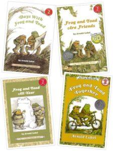 おすすめオーディオブック Frog and Toad