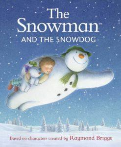 おすすめオーディオブック the snowman and snowdog