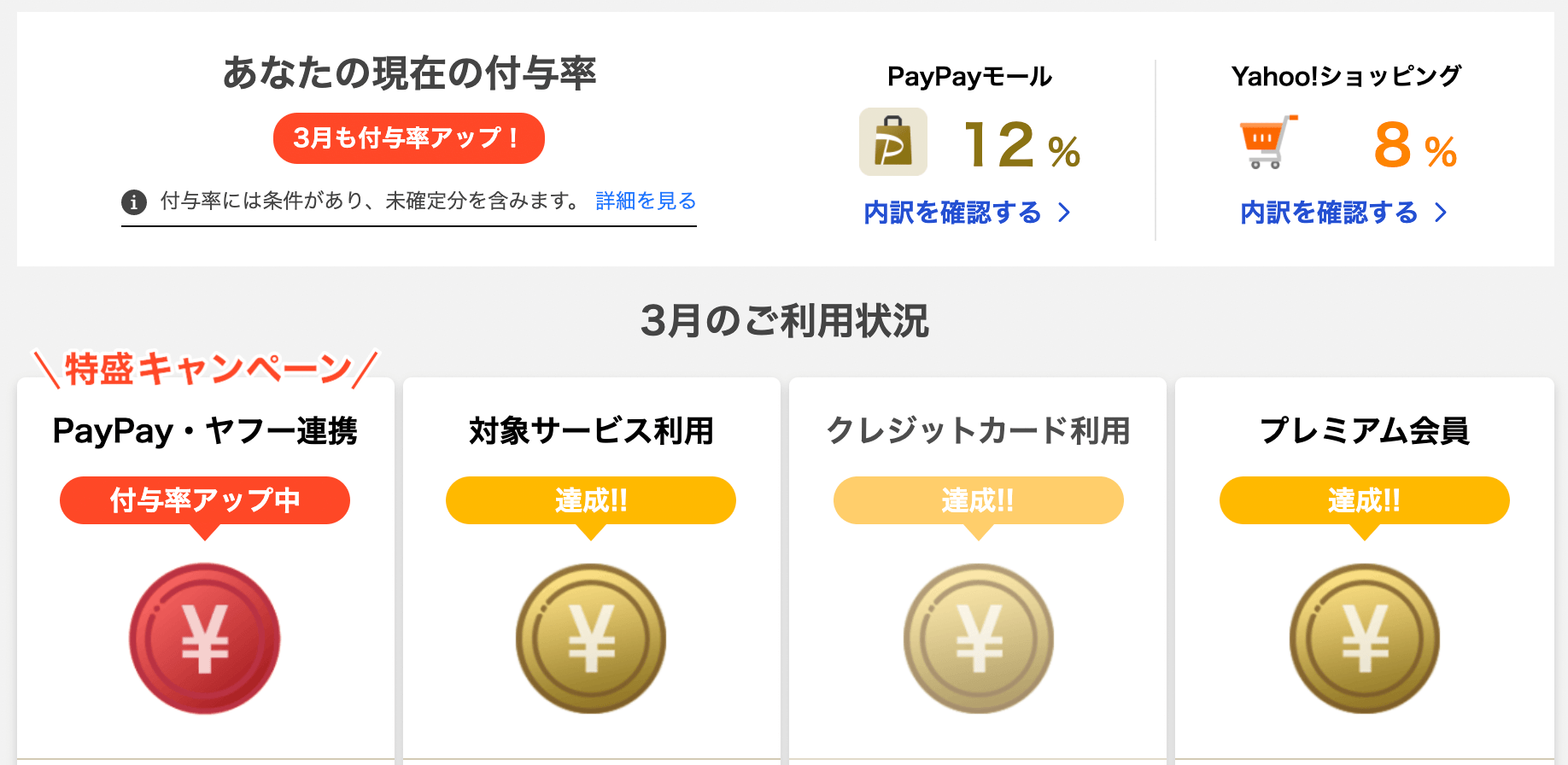 PayPay STEP攻略
